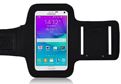 Ionic Active Sport Armband for Galaxy Note 5