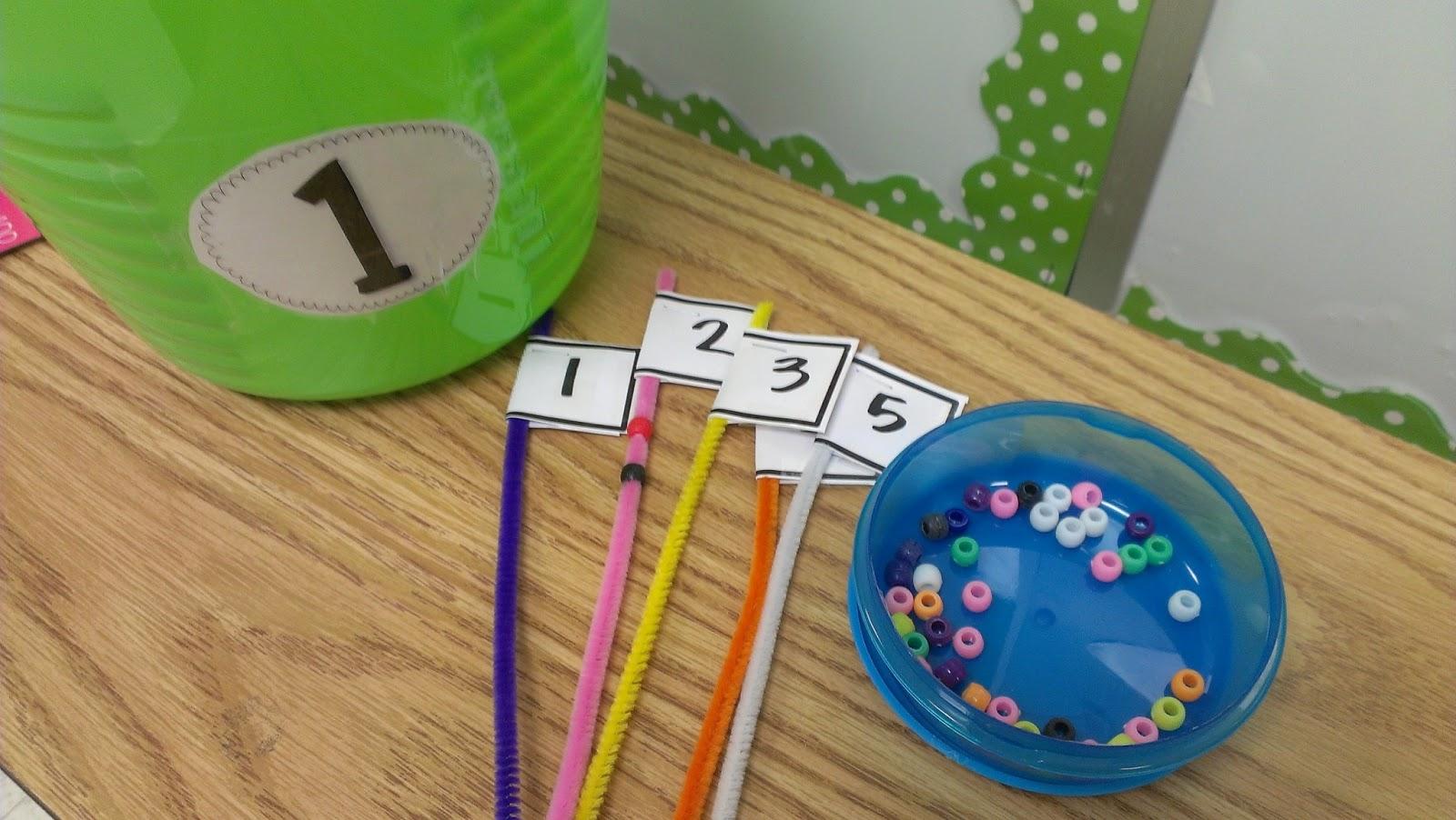 kindergarten math centers little minds at work