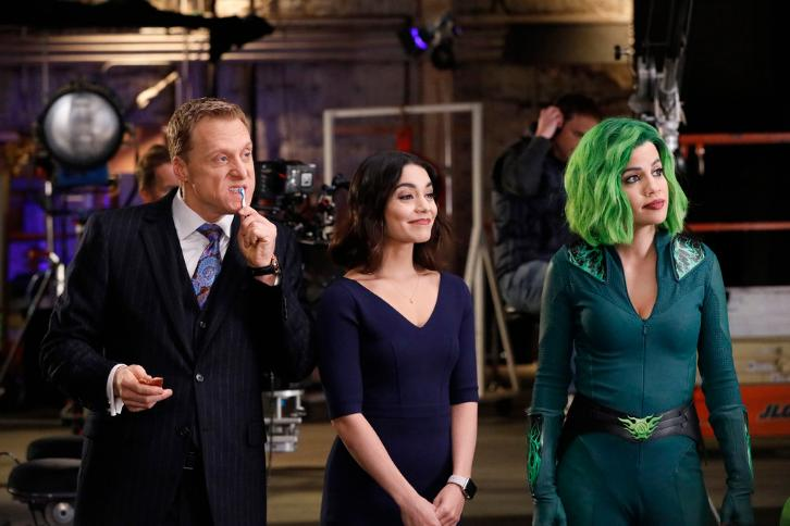 Powerless - Episode 1.09 - Green Furious - Promotional Photos & Press Release