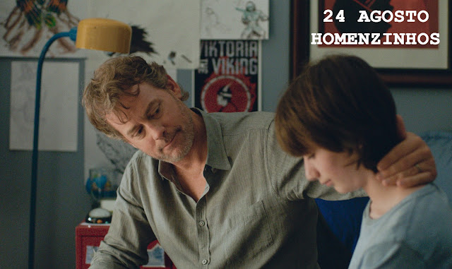 Homenzinhos (2016) - Little men de Ira Sachs