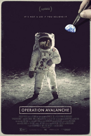Operation Avalanche [2016] [DVDR] [NTSC] [Latino]