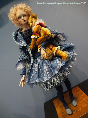 Искусство куклы 2016 фото отчет