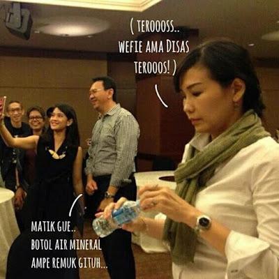 Foto Lucu Para Pemimpin Indonesia Bikin Rakyat Bahagia
