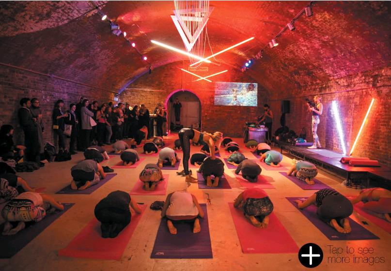 Yoga Jam, OM Yoga Show