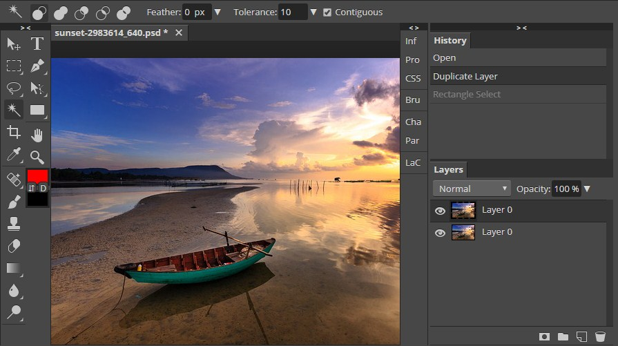 Alternatif Photoshop Untuk Edit Foto Online