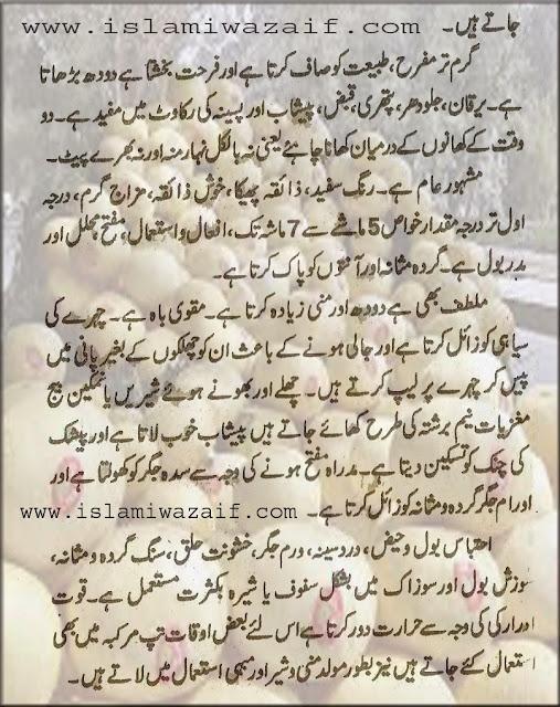 melon benefits in urdu