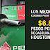 Llaman a BOICOTEAR gasolineras de PEMEX y a pagar sólo 6.82 pesos por litro como en Texas.
