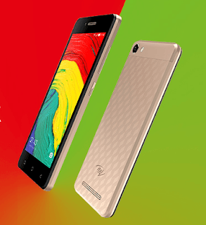 Itel P12 Official Stock Firmware