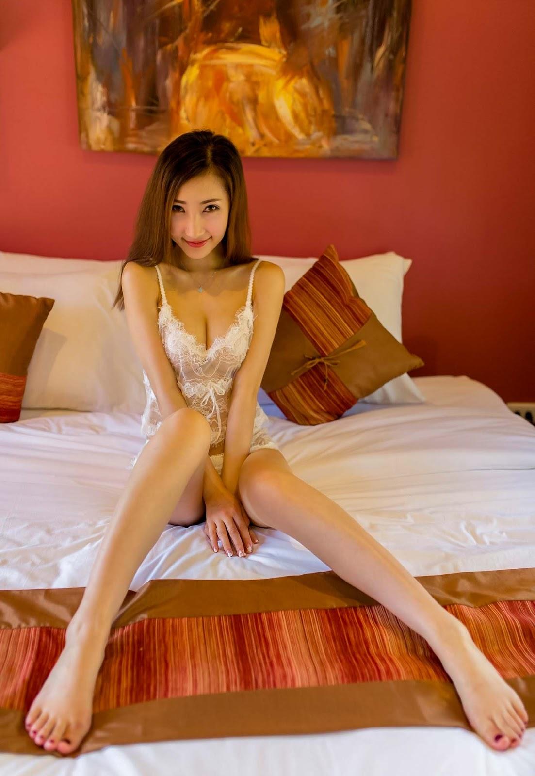 尤美Yumi Hot Bugil