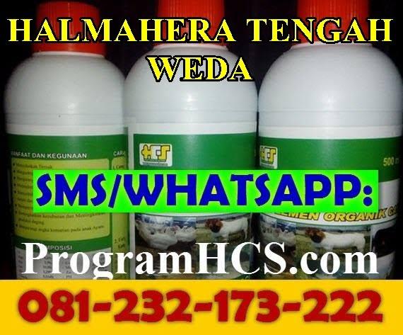 Jual SOC HCS Halmahera Tengah Weda