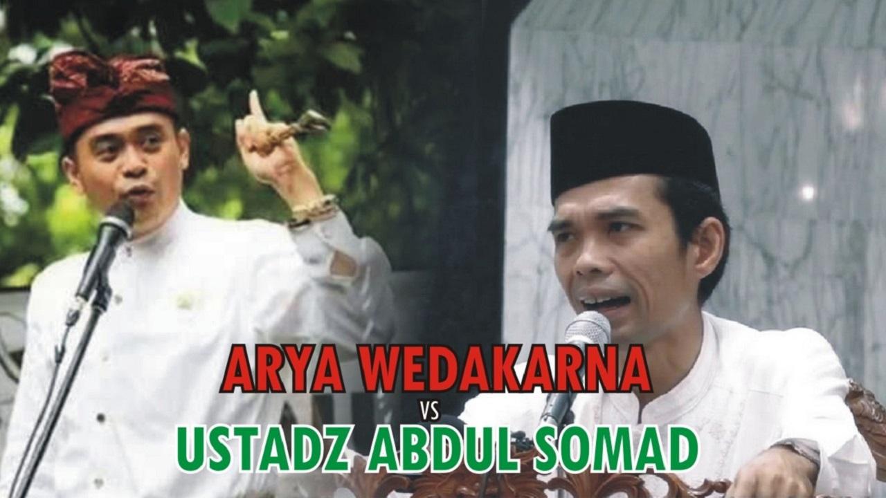 Arya Wedakarna vs Ustadz Abdul Somad