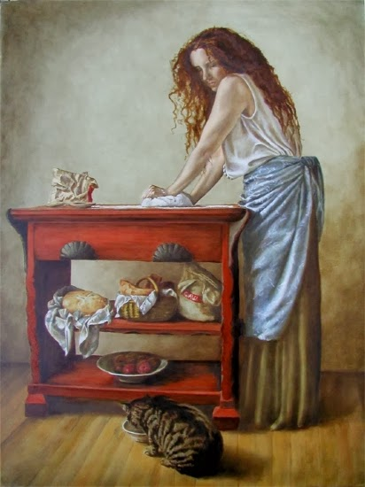 Laura Den Hertog | Canadian Figurative Painter