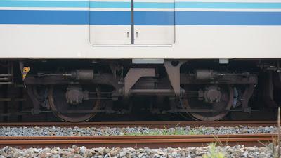 東武鉄道8000系FS396台車