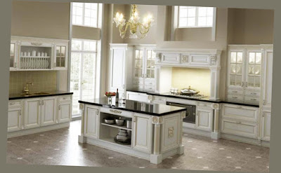 Excelent Picture of Amazing Small Kitchen Designs Silver Style Color for Wall and White Color for Cabinet