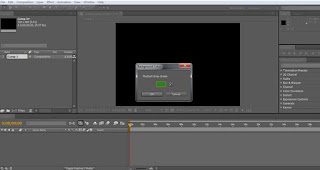 tutorial adobe after effect cs4 mengganti warna background