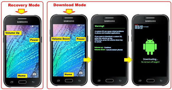 Download odin hp samsung j1 ace | Download Samsung Galaxy J1