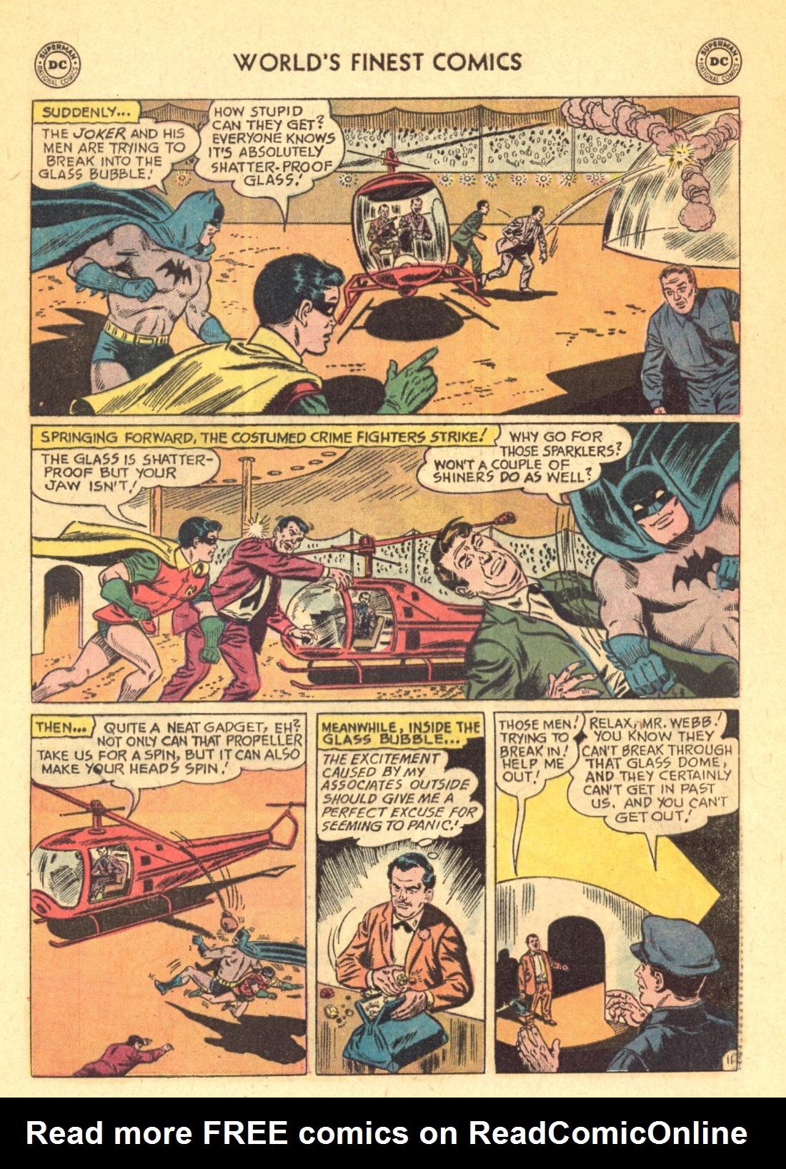 Read online World's Finest Comics comic -  Issue #129 - 13