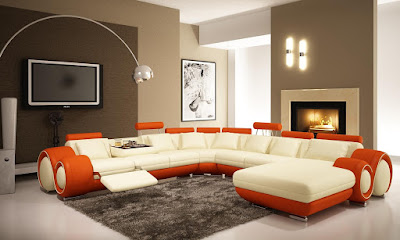 Home Modern Decor Ideas for Sofas