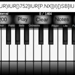 Button Beats Piano Player
