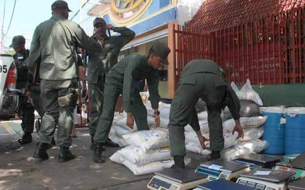 Zulianos repudian a defensores de mafias de mercados populares