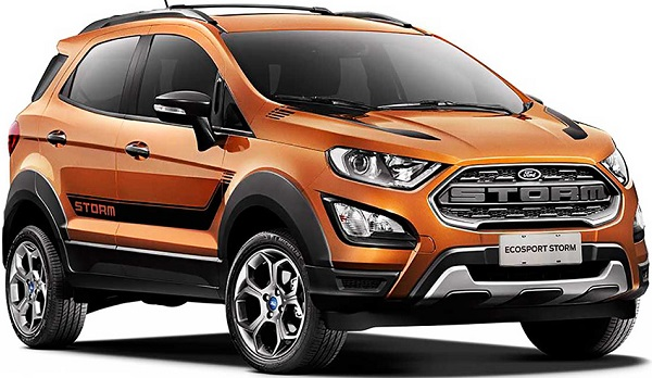 Ford EcoSport Storm Argentina