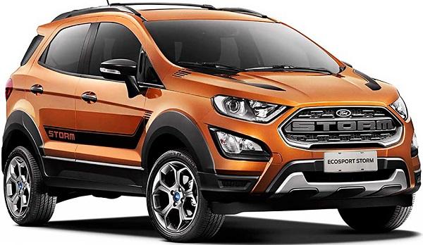 Ford EcoSport Storm Argentina