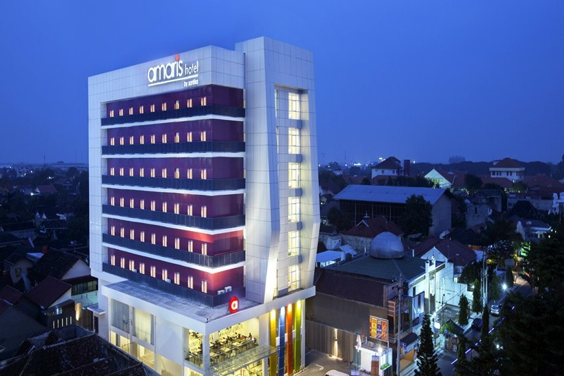 Amaris Hotel murah dan mewah  di Kota Padang Sumatera Indonesia