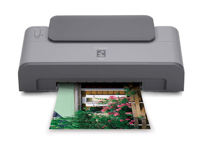 Offers borderless printing inwards a multifariousness of sizes including wallet Canon PIXMA iP1700 Driver Downloads