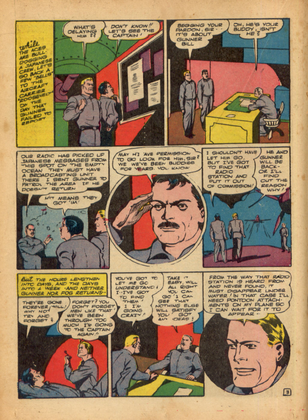 Read online Action Comics (1938) comic -  Issue #48 - 34