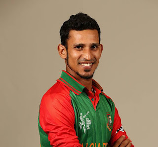 nasir hossain bangladeshi cricketer