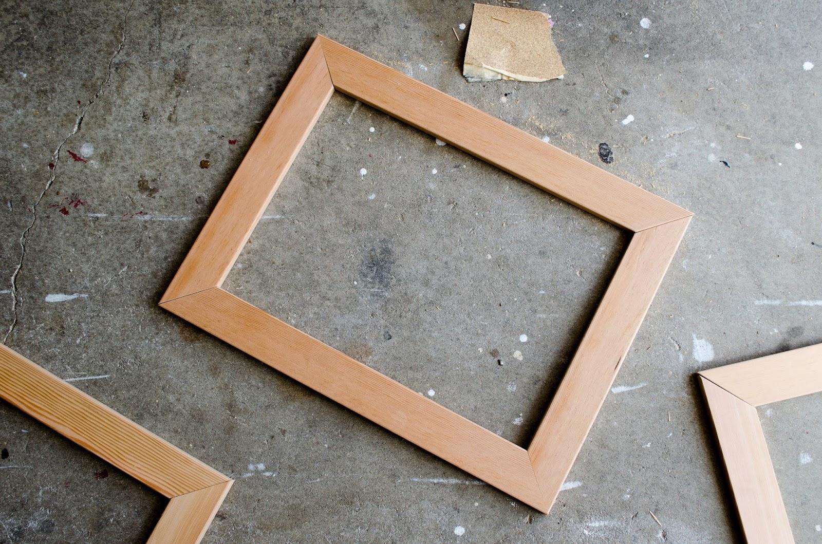 Snugglebug University: Make your own picture frames!!