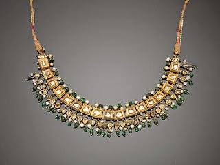 Jewellery Designs  Nizam Hyderabadi Jewellery