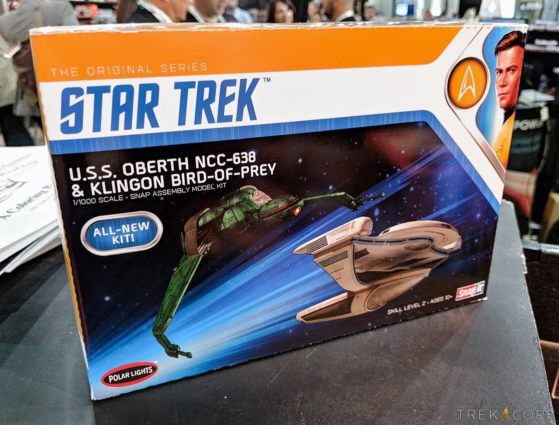 The Trek Collective: Round 2 Models reveal 1:350 K't'inga