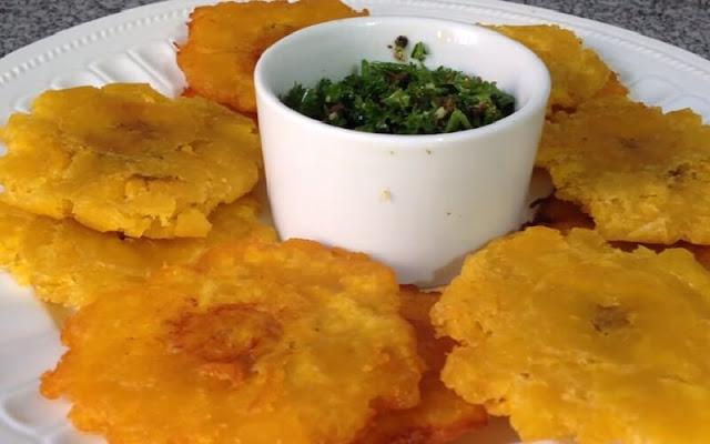 receta-tostones-con-mojo-cubano-cocina-cubana