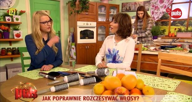Jak wybrać szczotkę do włosów - TV Puls - zdjęcie