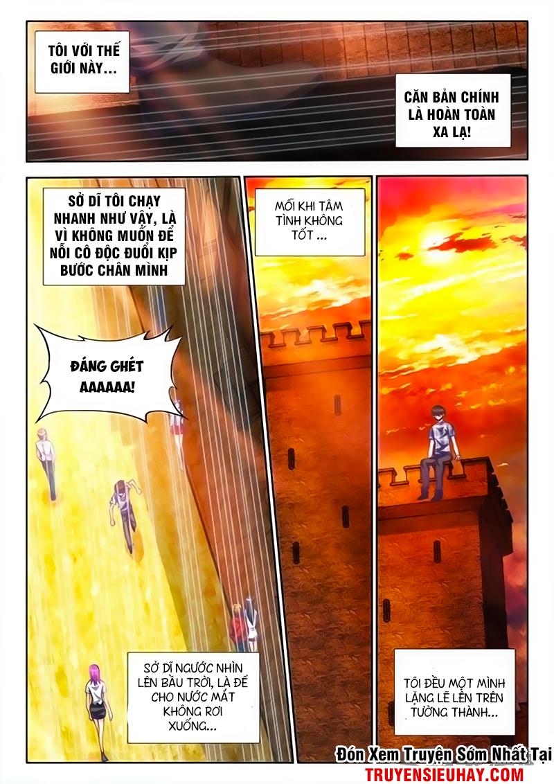 Sổ Tay Nuôi Trồng Người Ngoài Hành Tinh chap 2 - Trang 6