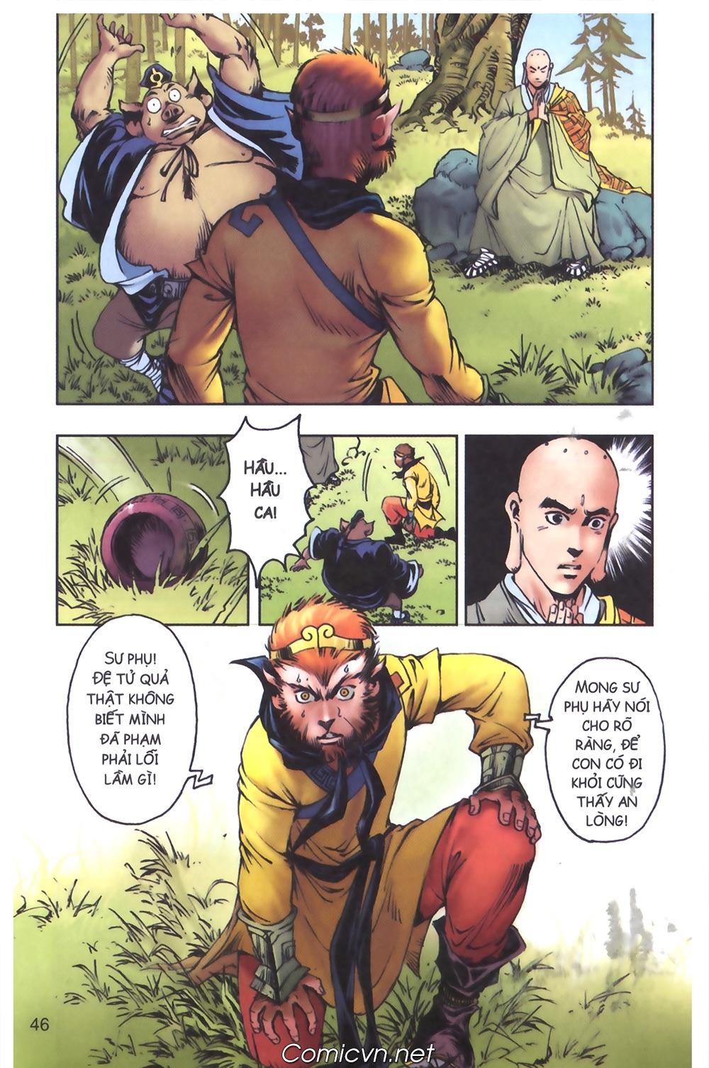 Tây Du Ký màu - Chapter 102 - Pic 16