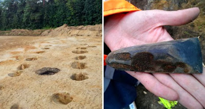Bronze Age farmstead found in northern Sweden