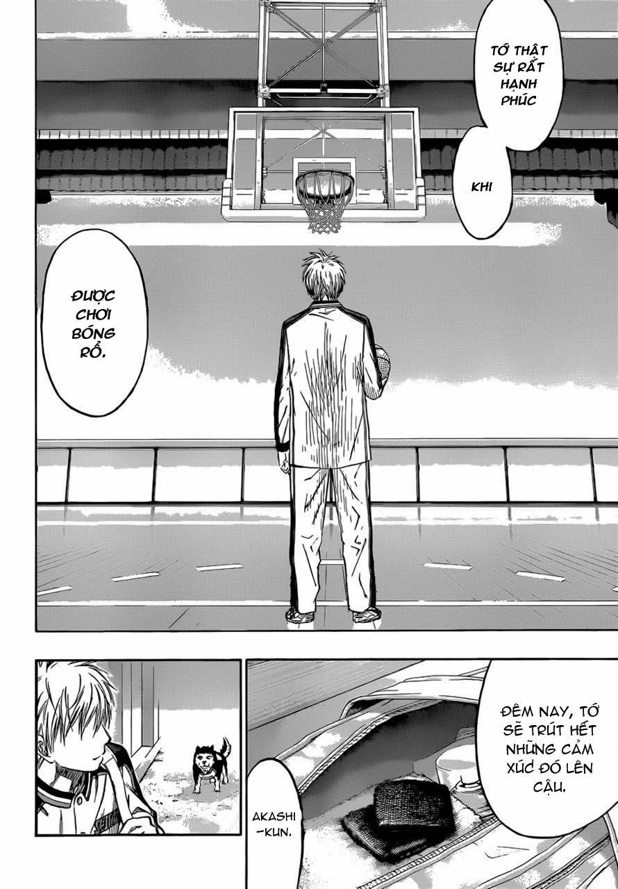 Kuroko No Basket chap 229 trang 19