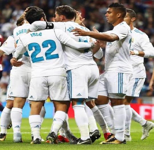 نتيجة مباراة ريال مدريد وفوينلابرادا اليوم فوز ريال مدريد بنتيجة اهداف 2-0 كأس ملك إسبانيا