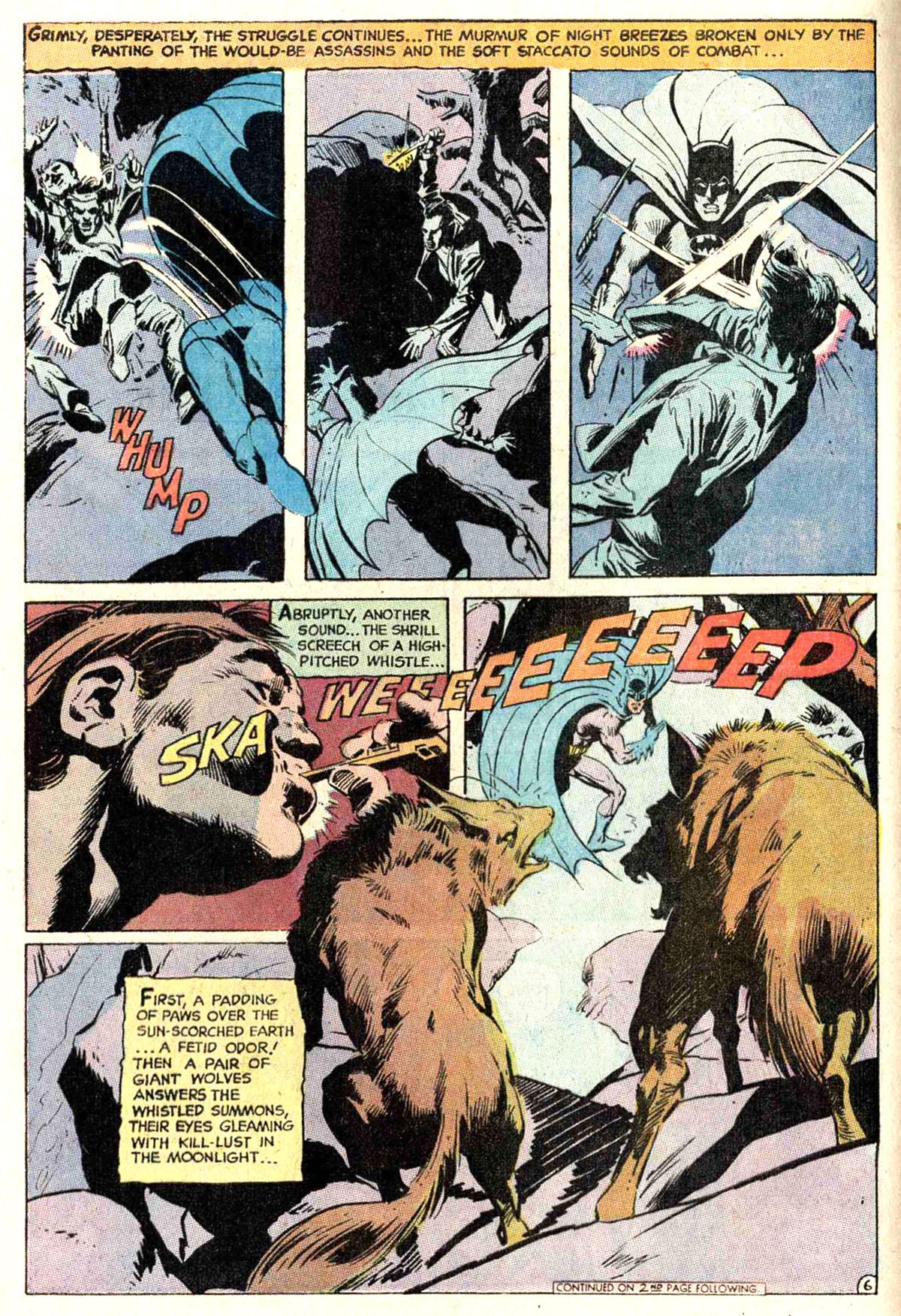 Detective Comics (1937) 395 Page 7
