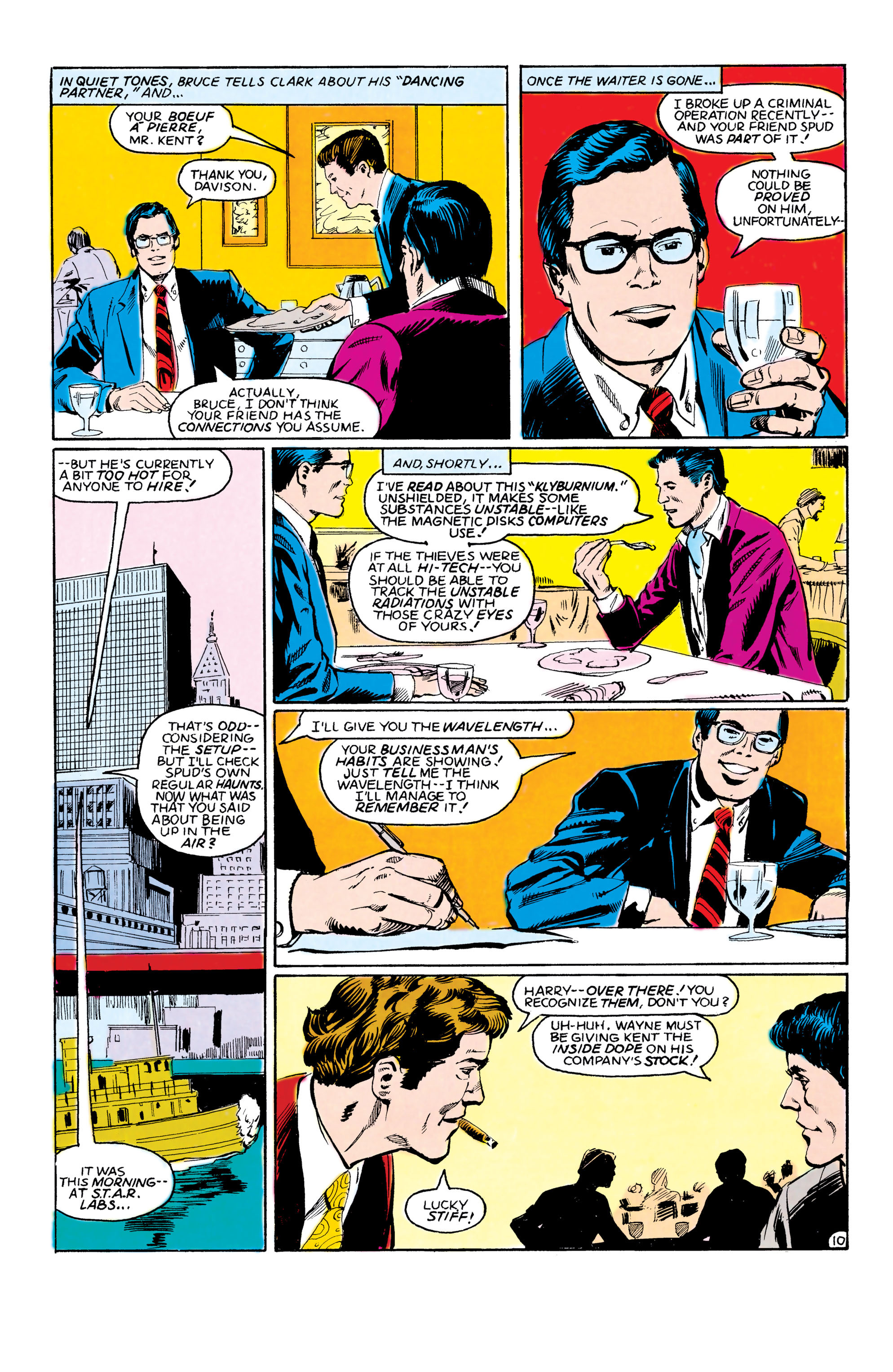 Read online World's Finest Comics comic -  Issue #308 - 11