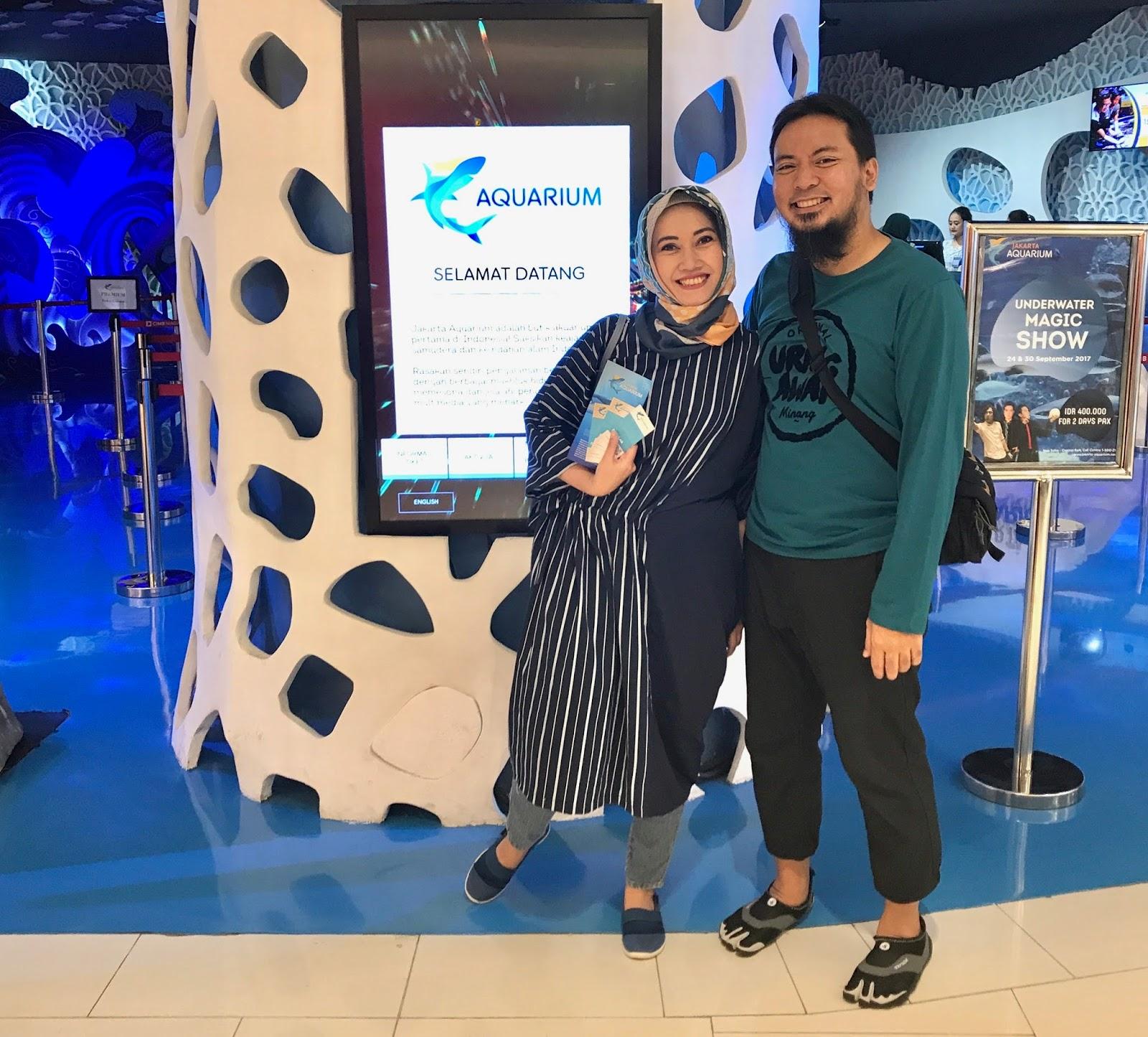 Neo Soho Aquarium: Berkunjung Ke Jakarta Aquarium