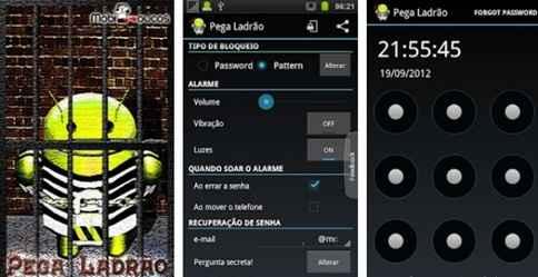 Aplikasi Lock Screen Suara Alarm