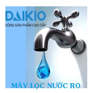 Máy loc nước RO thông minh Daikio 7 cấp lọc