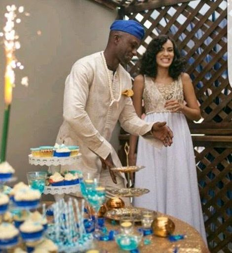 Juliet Ibrahim's Sister Marries (Official PHOTOS)