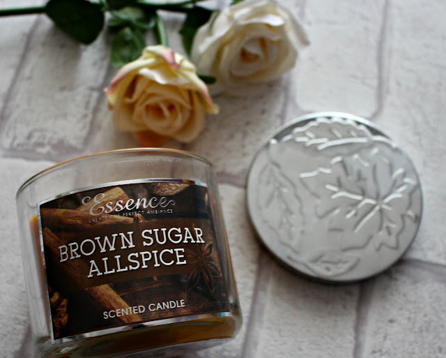 Essence Brown Sugar Allspice candle