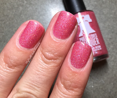 Addicted to Holos, February 2016; Philly Loves Lacquer Some Like It Hot