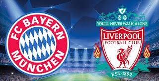 Ливерпуль – Бавария прямая трансляция онлайн 19/02 в 23:00 по МСК.