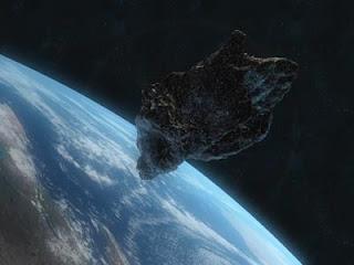 pengeboran asteroid dekat bumi